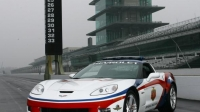 Corvette Z06 2006 Indy 500 Lance Armstrong to Drive