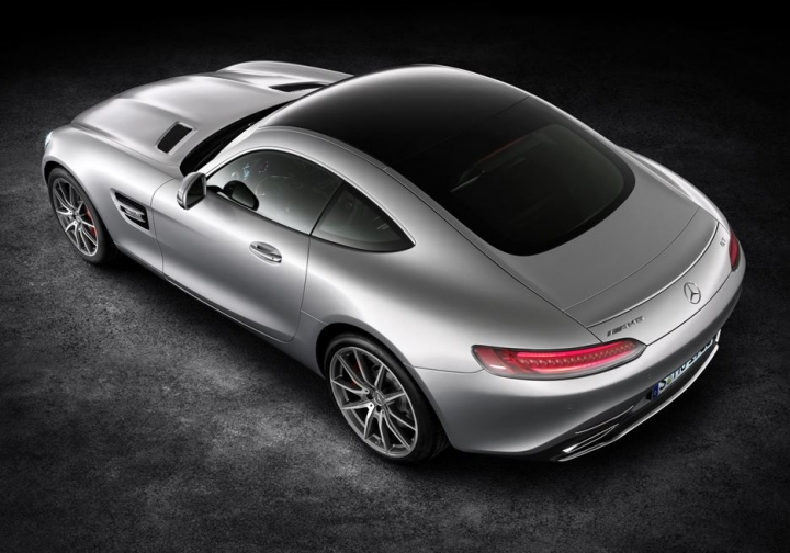 Mercedes AMG GT 3