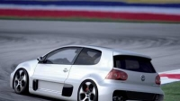VW GOLF GTI 650PS W12 Modell 2008 Mega Golf