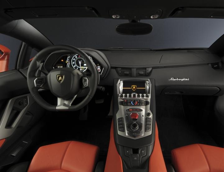 Lamborghini Aventador 40
