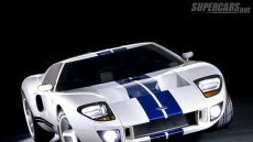 Ford GT-40 Concept 2002