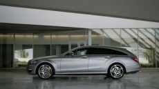 Design vom Mercedes Benz CLS 63 AMG Shooting Brake 2013