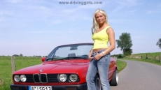 hot driving girls (6)